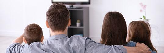 Pais, filhos e televisão. Como proceder?